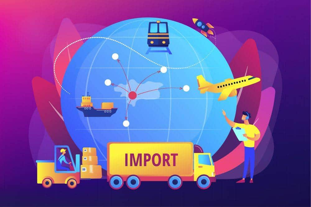 Manotech Solutions Inc. Importing